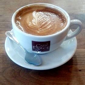 Cafe Mocha - Caffe Dolce, Missoula, MT