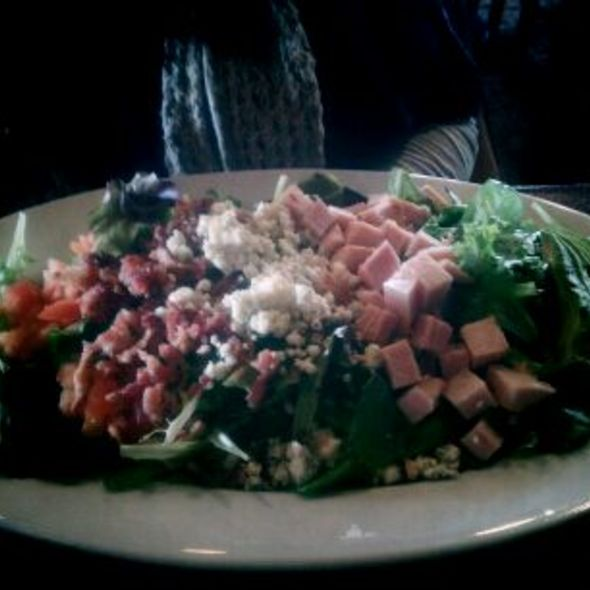 Cobb Salad - Beaver Creek Chophouse, Avon, CO