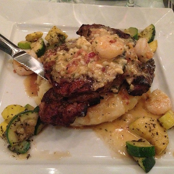 Rib Eye Steak Special - Sullivan's Metropolitan Grill, Anderson, SC