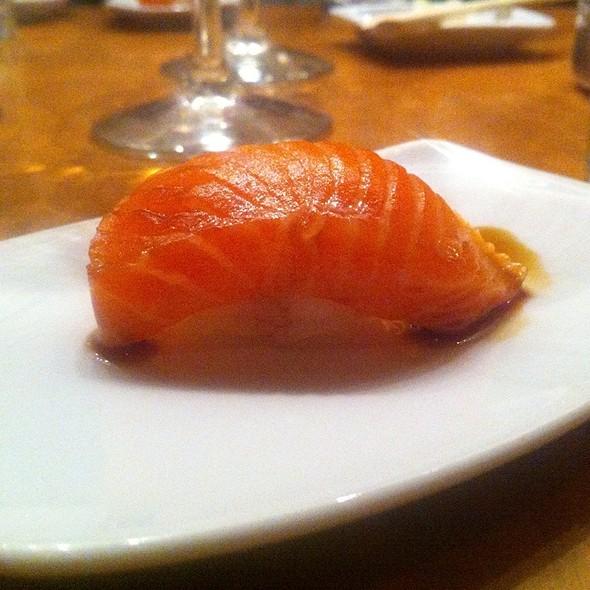 Tasmanian Ocean Trout - Masu Sushi, Portland, OR