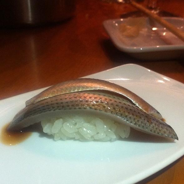 Kohada (Gizzard Shad) - Masu Sushi, Portland, OR