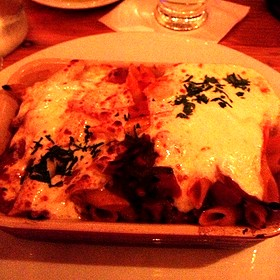 Baked Penne With Sweet Sausage  - Wild Olive, Johns Island, SC