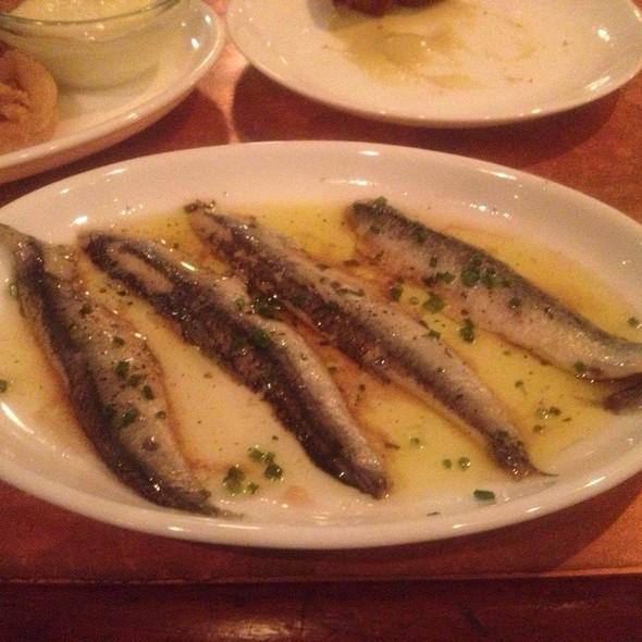 Grilled Sardines - Jaleo - Bethesda, Bethesda, MD