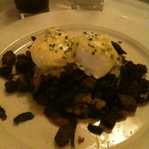 Short Rib Hash - Cafe Luxembourg, New York, NY