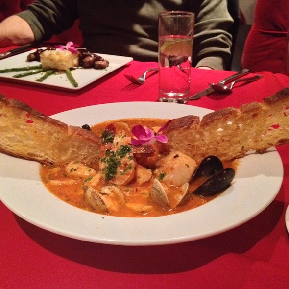 Cioppino - Manhattan Steak and Seafood, Orange, CA