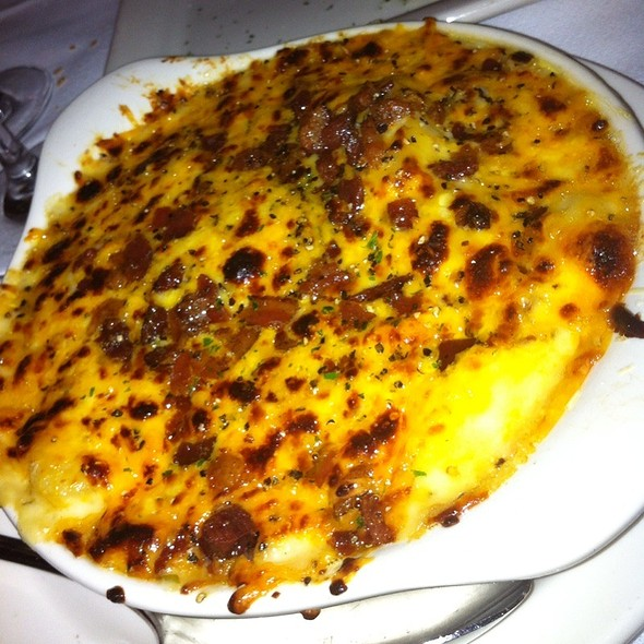 Au Gratin Potatoes - Pappas Bros. Steakhouse - Galleria, Houston, TX