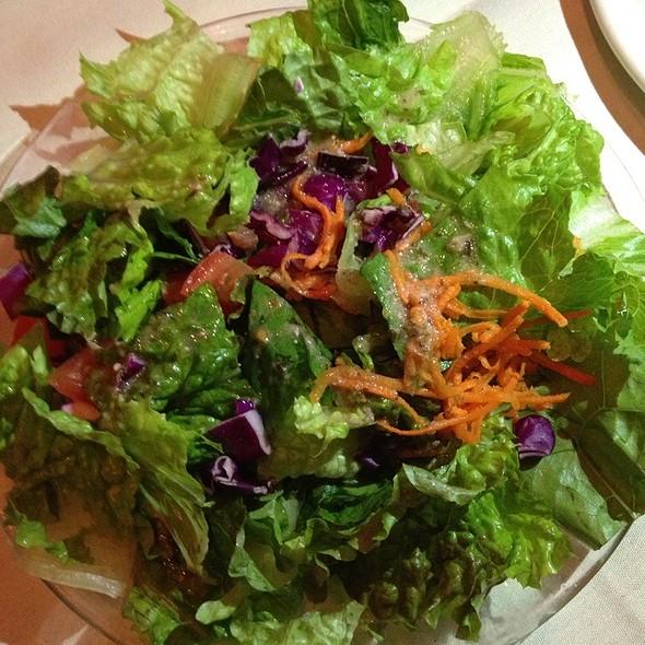 House Salad - Germantown Cafe, Nashville, TN
