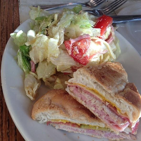 half and half - Columbia Restaurant - St. Augustine, St. Augustine, FL