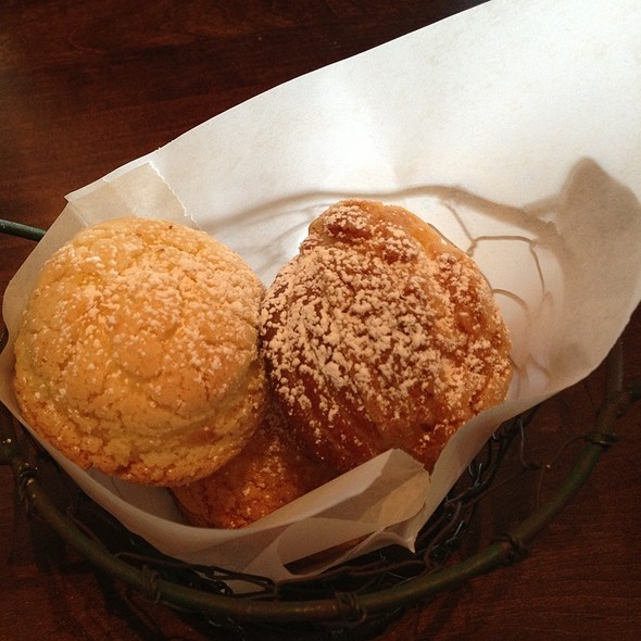 Profiteroles - Cask and Larder, Winter Park