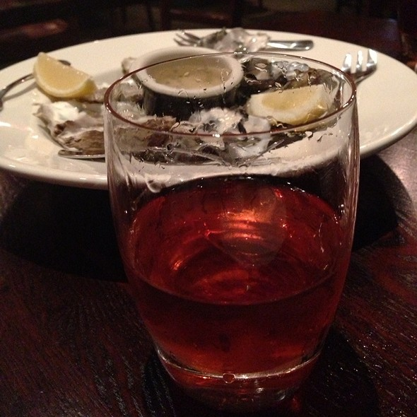 Sazerac And Oysters - Brick & Bottle, Corte Madera, CA