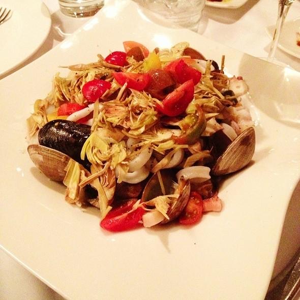 Warm Seafood - Il Moro, Los Angeles, CA