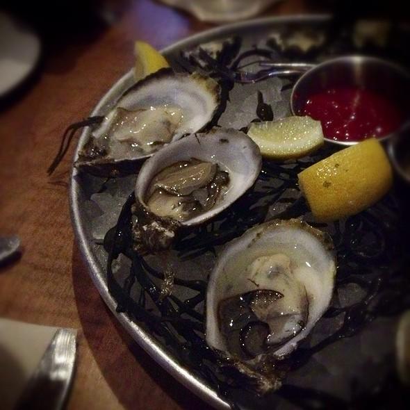 Shigoku Oysters - The Southern, Nashville, TN