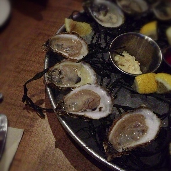 beausoleil oysters - The Southern, Nashville, TN