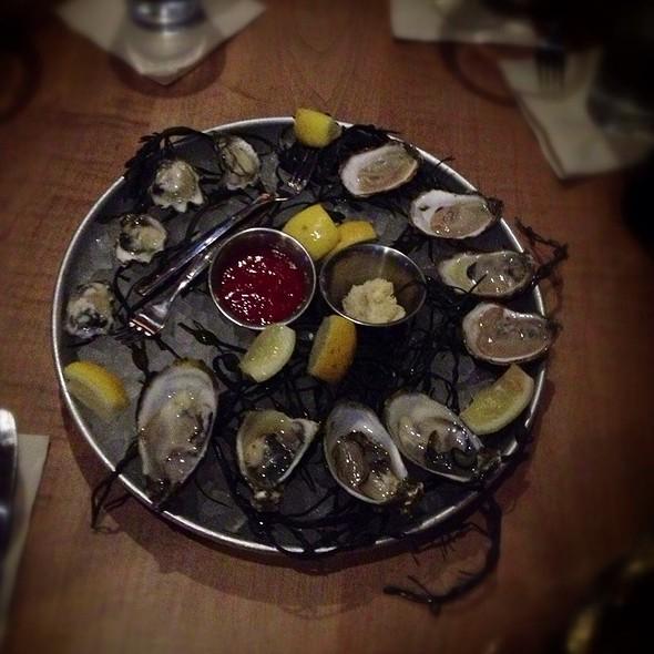 Oysters - The Southern, Nashville, TN