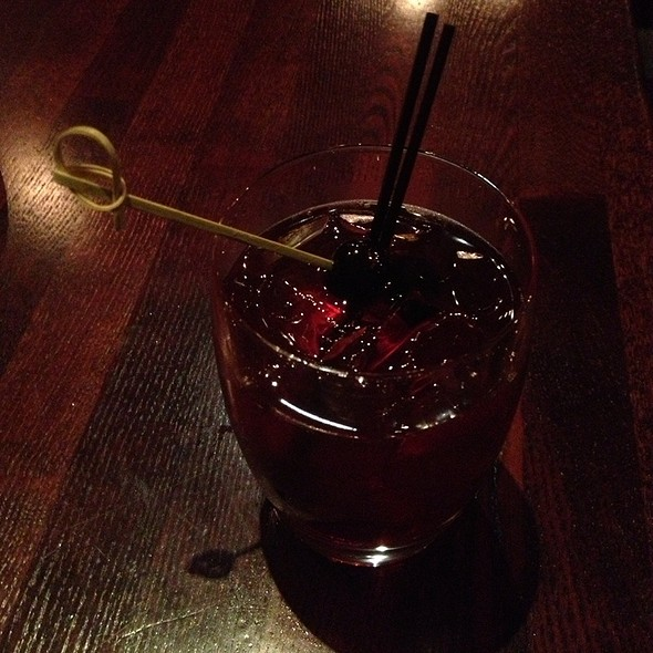 Black Manhattan - Brick & Bottle, Corte Madera, CA