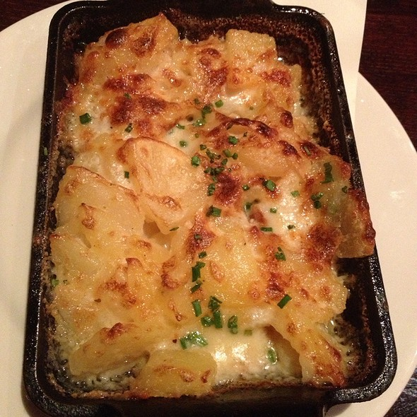 Au Gratin Potatoes - Brick & Bottle, Corte Madera, CA
