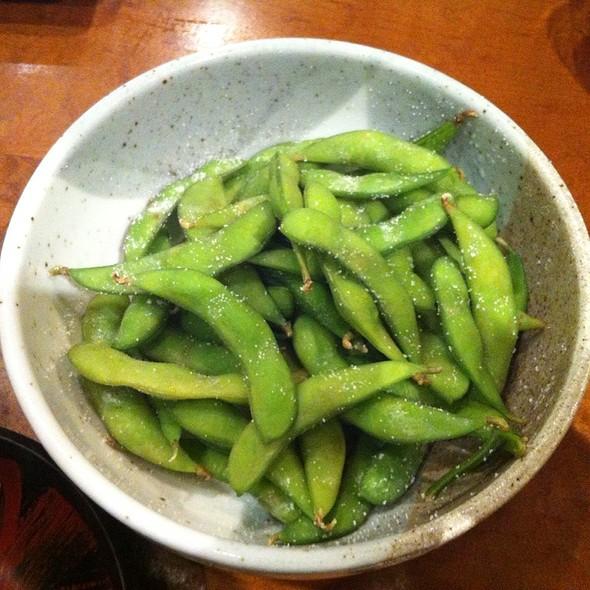 edamame - Ginko Japanese Restaurant, Toronto, ON