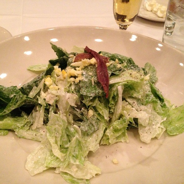 Morton's Salad - Morton's The Steakhouse - Downtown DC, Washington, DC