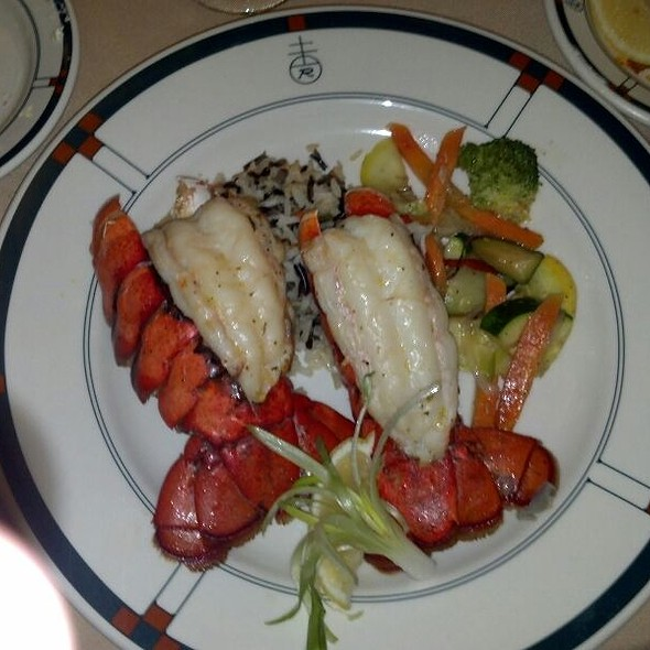Lobster - The Roycroft Inn, East Aurora, NY