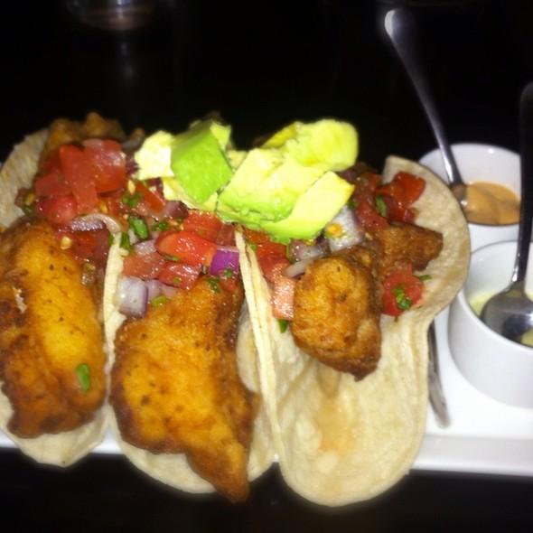 Fish Taco - Preston's Market at Loews Miami Beach Hotel, Miami Beach, FL