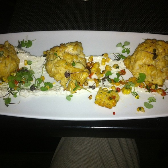 Crab Cakes - Preston's Market at Loews Miami Beach Hotel, Miami Beach, FL