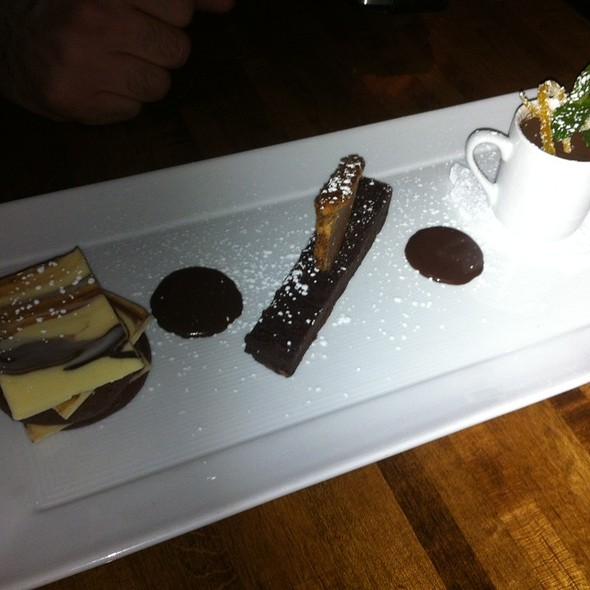 Trio Of Chocolate - Dune, Nantucket