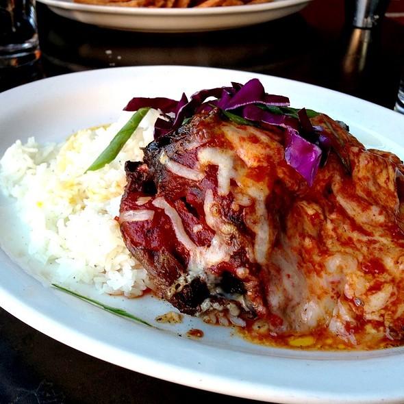 Chili Relleno - Sonny's, Portland, ME