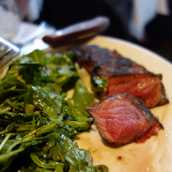 Steak Salad - Freds Chicago at Barneys New York, Chicago, IL