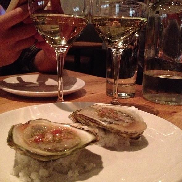 Oysters & Cava  - Skin + Bones, Toronto, ON