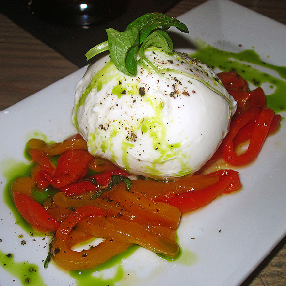 Burrata - Sotto 13, New York, NY