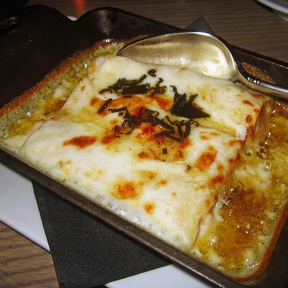 Butternut Squash Cannelloni - Sotto 13, New York, NY