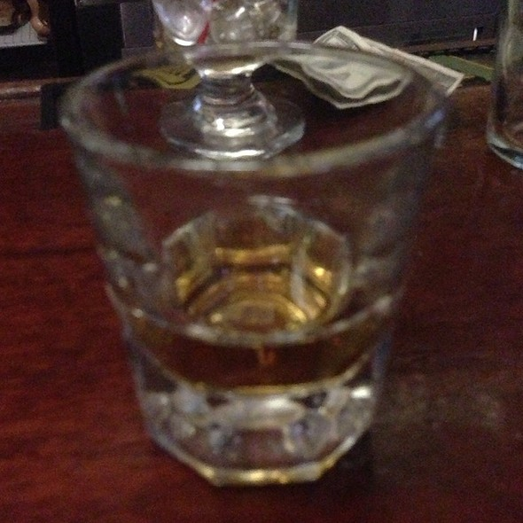 Johnny Walker Blue Label - The Perfect Pint - East, New York, NY