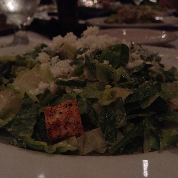 Texas Caesar Salad - Chamberlain's Fish Market Grill, Addison, TX