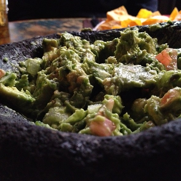 Guacamole and Chips - Mad Dog & Beans Mexican Cantina, New York, NY