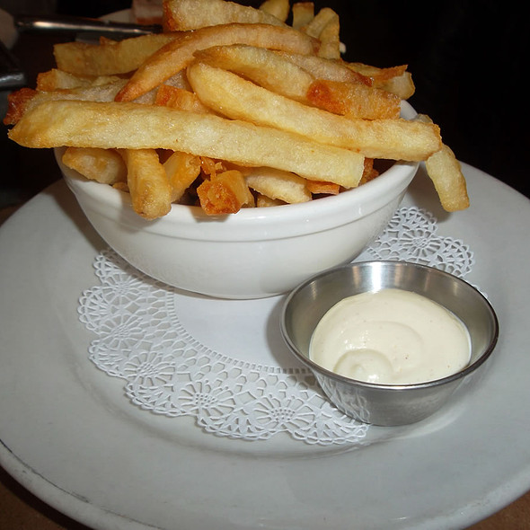 French Fries - Markt, New York, NY