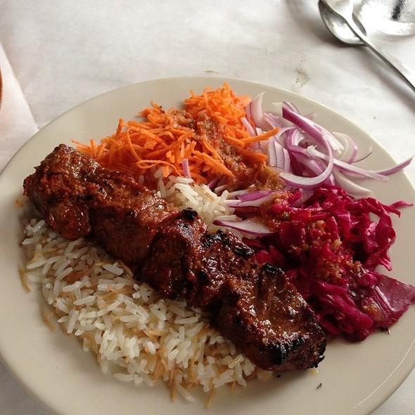 Lamb Sish Kebap - Bosphorous Turkish Cuisine - Orlando, Orlando, FL