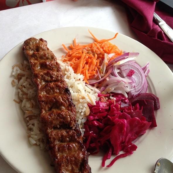 Grilled Lamb Adana Kebap - Bosphorous Turkish Cuisine - Orlando, Orlando, FL