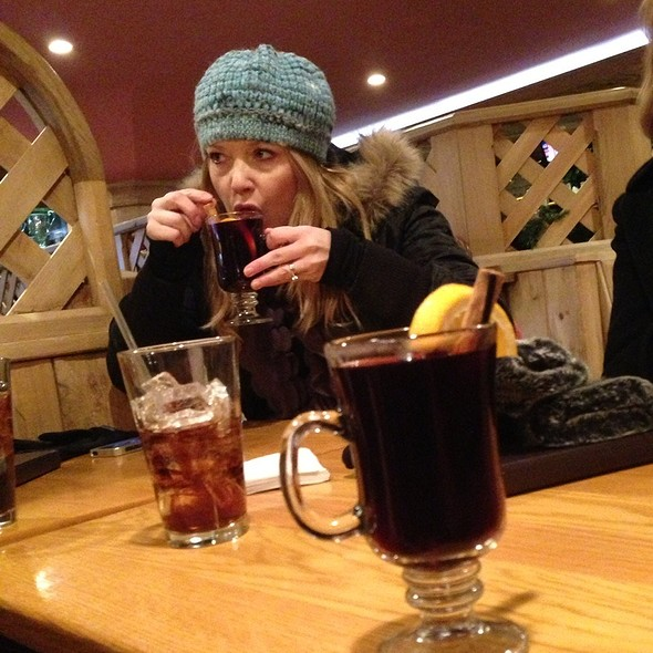 Hot Spiced Wine - Pepi's Restaurant & Bar, Vail, CO