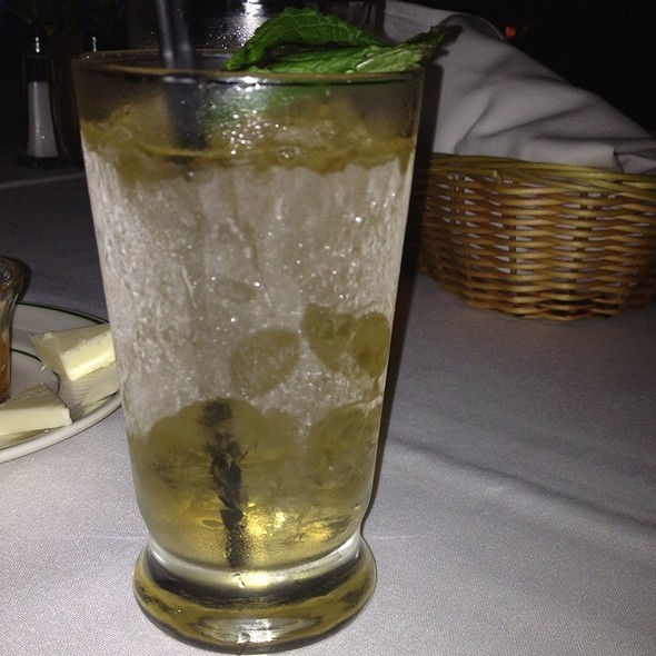 Mint Julep - Elizabeth on 37th, Savannah, GA