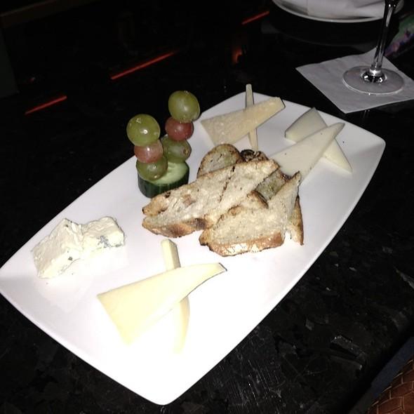 Milky Cheese Plate - Panevino Restaurant, Las Vegas, NV