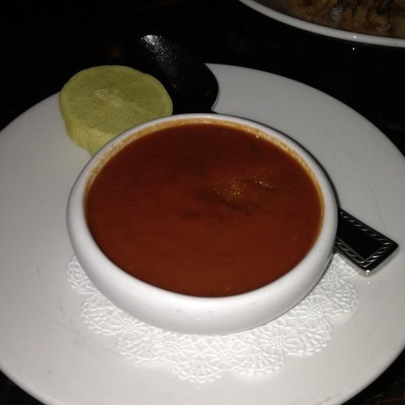 Spicy Tomato Sauce - Panevino Restaurant, Las Vegas, NV