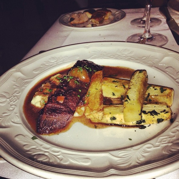 Braised Short Rib - Scalini Fedeli, New York, NY