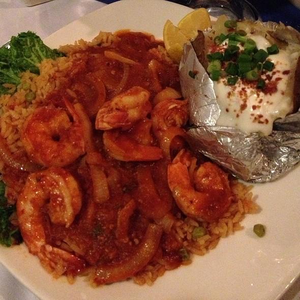 Shrimp A La Diabla  - La Calle Doce, Dallas, TX