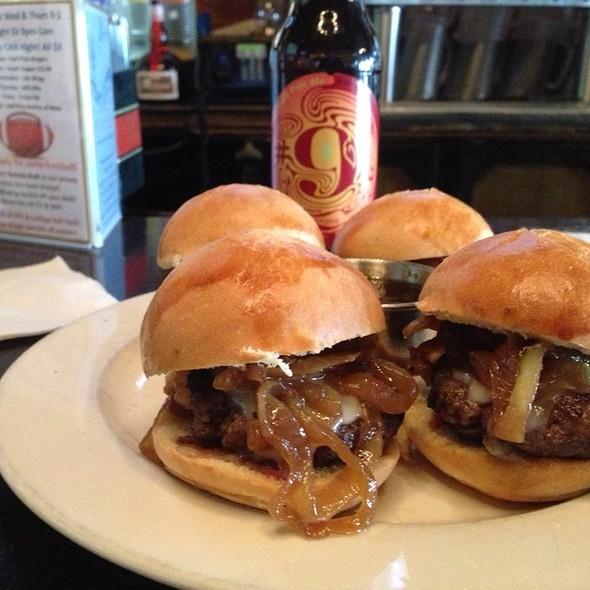 Sliders - Ramparts Tavern, Alexandria, VA