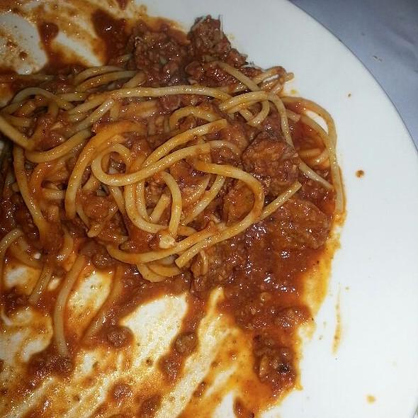 Spaghetti - Siena Bistro, San Jose, CA