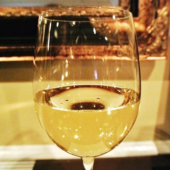 White Wine - Creed's Seafood & Steaks, King of Prussia, PA