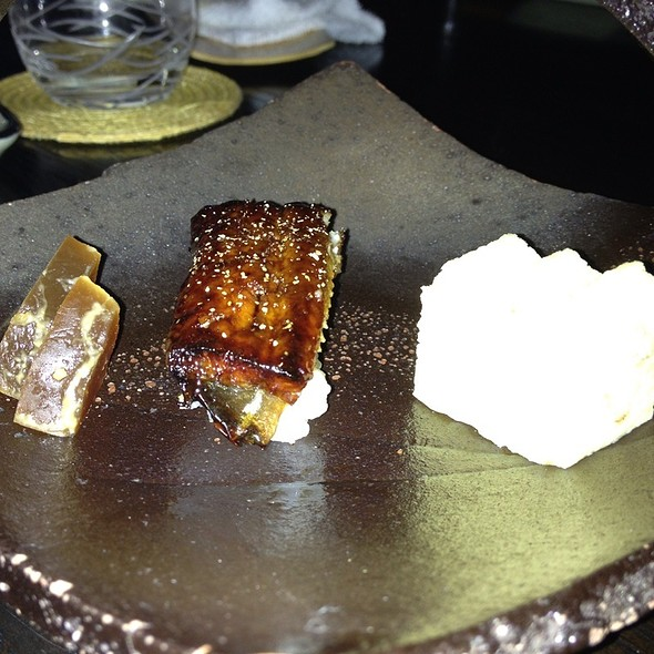 Roasted And Steam Eel With Eel Sauce - NAOE, Miami, FL