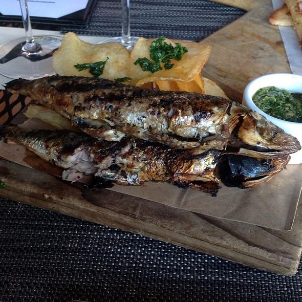 Fish and Chips - Willi's Wine Bar, Santa Rosa, CA