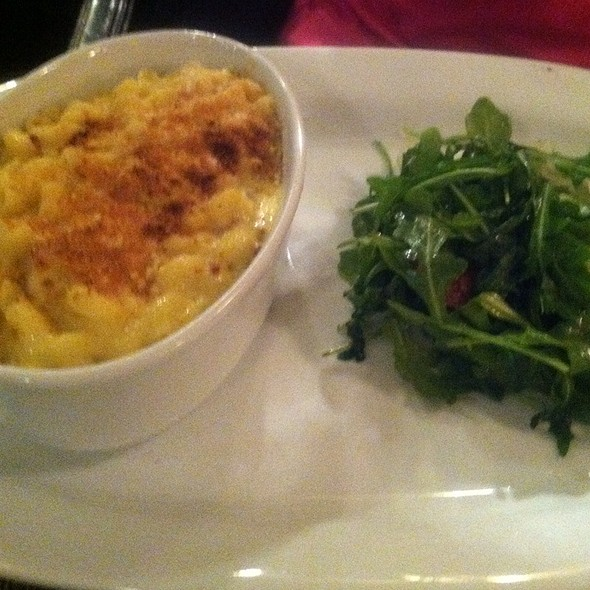 Macaroni and Cheese with Bacon - Lillie's Times Square, New York, NY