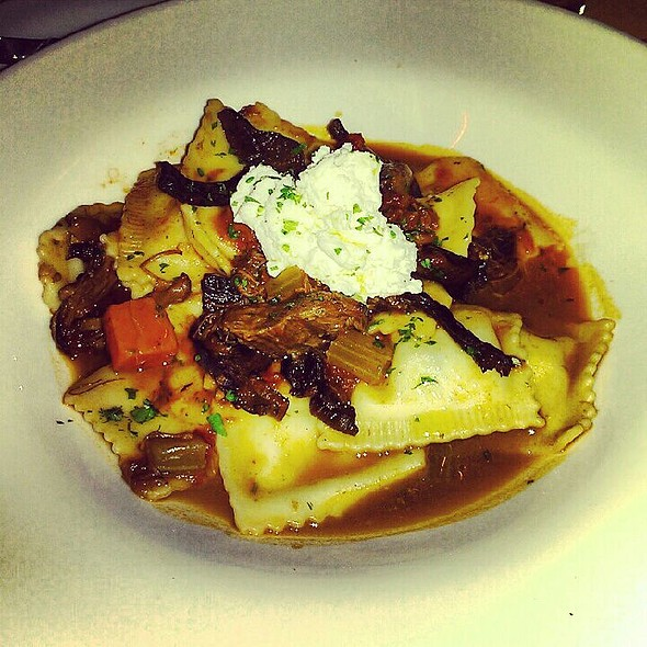 Ricotta Ravioli With Short Rib Bolognese - ONE 53, Rocky Hill, NJ